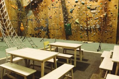 Climbing Centre Party Area